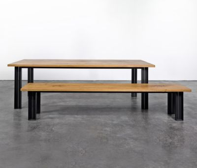 Table and Bench at_10 by Silvio Rohrmoser