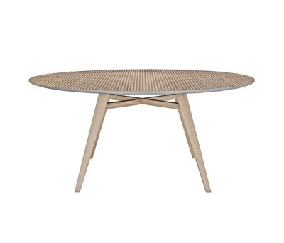 Tavolarte | table round by strasserthun.