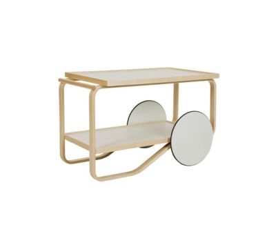 Tea Trolley 901 by Artek