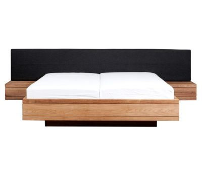 Teak Burger bed head 301 x 6 x 53 cm
