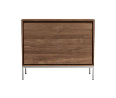 Teak Essential sideboard 100 x 47 x 85 cm