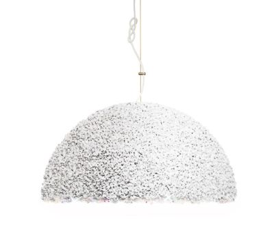 The Duchess pendant lamp white large by mammalampa
