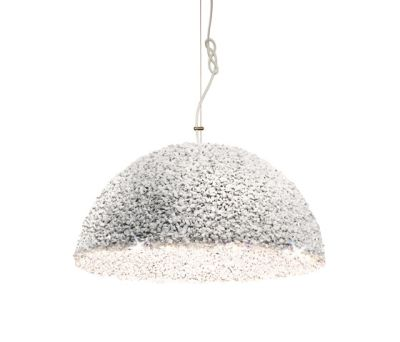 The Duchess pendant lamp white medium by mammalampa