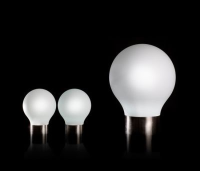 The Second Light Ø75 x 100 cm White
