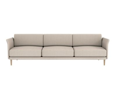 Theo 3-seat Sofa  by Case Furniture