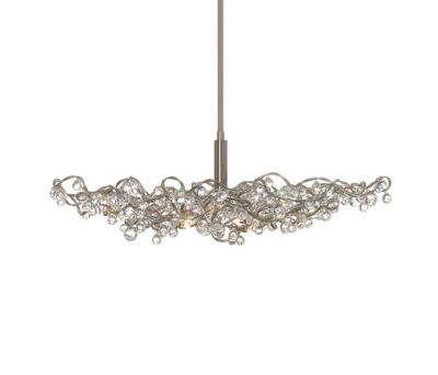 Tiara Diamond pendant light 15 by HARCO LOOR