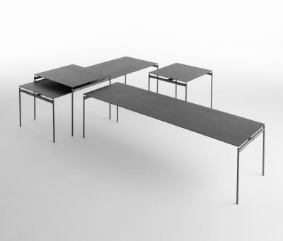 Torii tables by HORM.IT