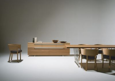 Tosai table by Conde House Europe