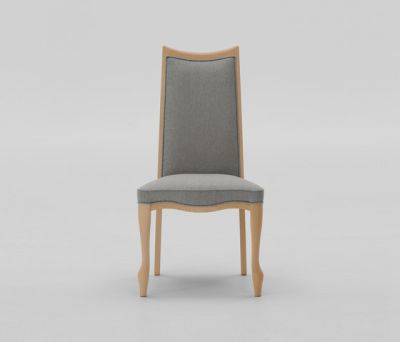 Traditional Side Chair by MARUNI