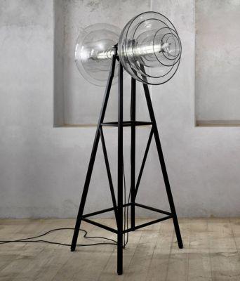 Transmission | Floor Lamp by LASVIT