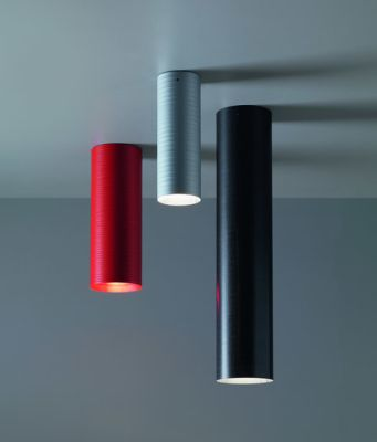 TUBE Ceiling lamp by Karboxx