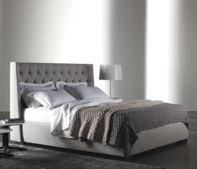 Turman Low Bed by Meridiani