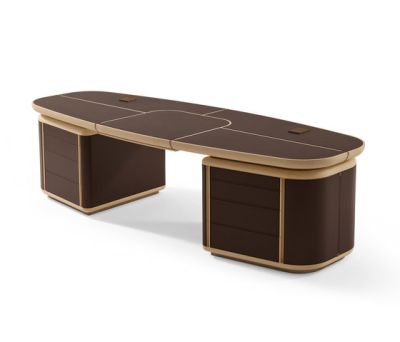 Tycoon Executive Desk by Giorgetti
