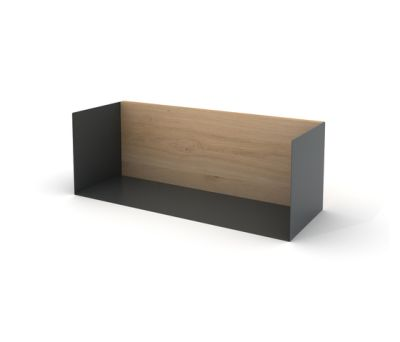 U-Shelf Medium Dark Grey