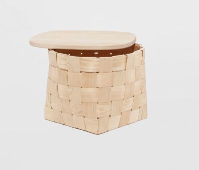 Ukki table/storage small by Covo
