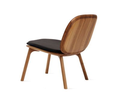 Unna Lounge Chair by Zanat
