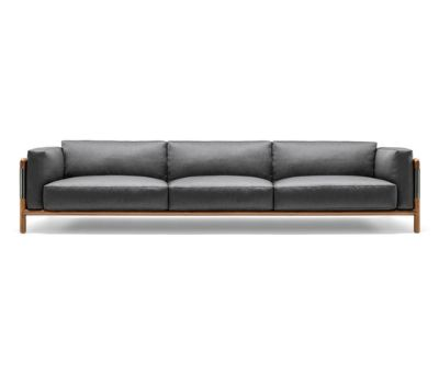 Urban Two-seat Sofa by Giorgetti