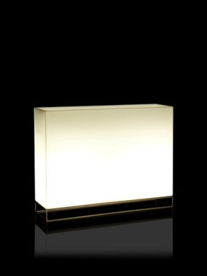 Vela Wall Light White