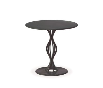 Vera round table Antique Iron
