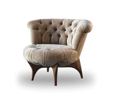 Victor 440 Armchair by Vibieffe