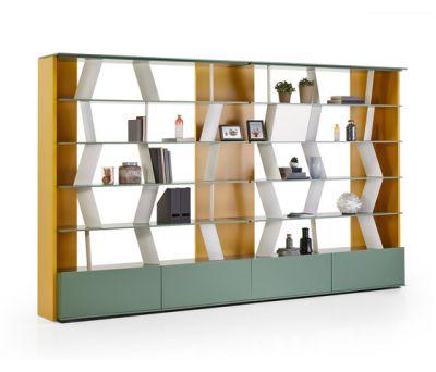 Vis Storage System by Koleksiyon Furniture