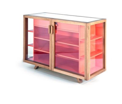 Vitrina small sideboard by Case Furniture