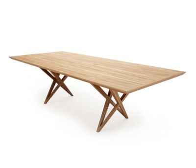 VIVIAN TABLE CHERRY by Belfakto
