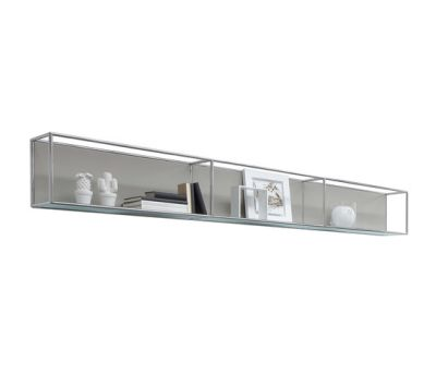 Wall-mounted shelving unit by Dauphin Home