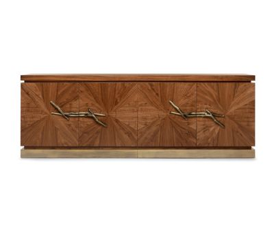 Walnut | Sideboard by GINGER&JAGGER