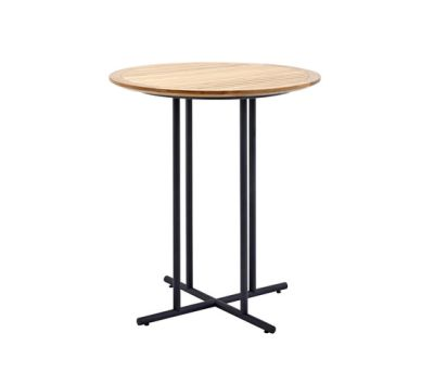 Whirl Bar Table by Gloster Furniture