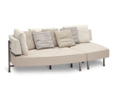 Wing Corner sofa by Jori