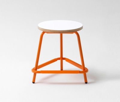 Work@home S48 Stool by Müller Möbelfabrikation