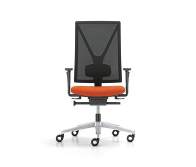 YANOS swivel chair by Girsberger