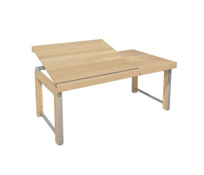 Ziggy desk DBD-860A-01-01 by De Breuyn