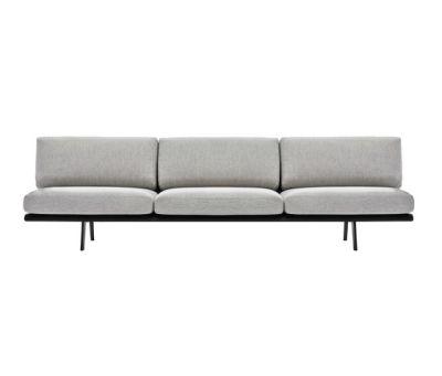 Zinta Lounge by Arper