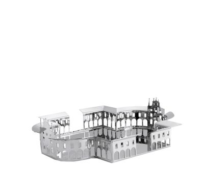 100 Piazze - Venaria Reale Tray Silver-plated Brass