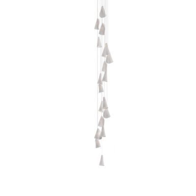 21.19 Chandelier Grey, LED