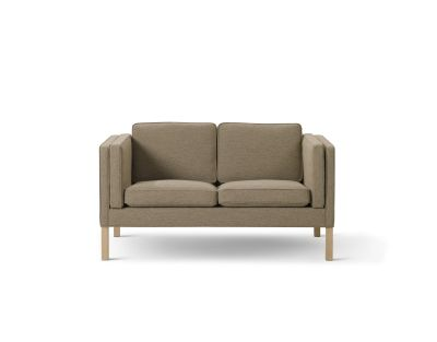 2332 Sofa - 2 Seater Oak black lacquered, Remix 2 113