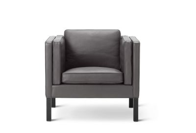 2334 Lounge Chair Oak black lacquered, Remix 2 113