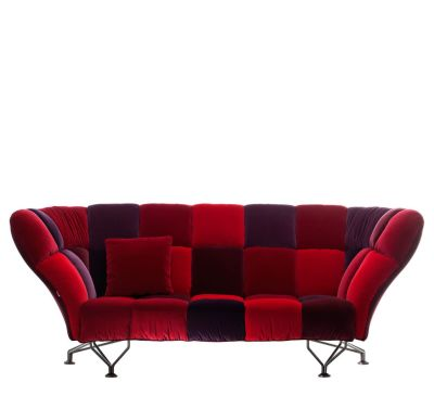 33 CUSCINI sofa Edimburgo - Marrone 5