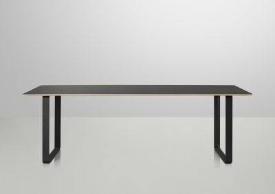 70/70 Table Extra Large, Black, Black