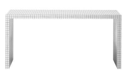 710 Quaderna Console Table