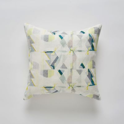 A Shingle Day cushion 50x50cm