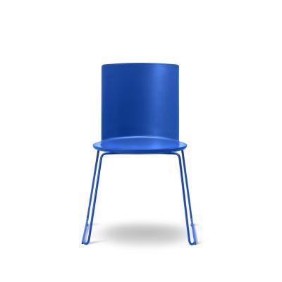 Acme Sledge Chair Black
