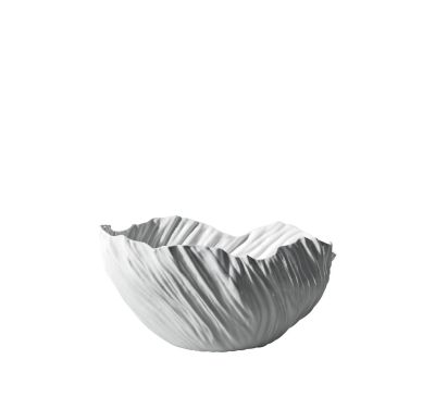 Adelaide III Vase White