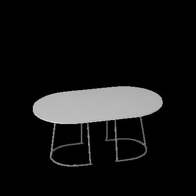 Airy Coffee Table Medium, Grey