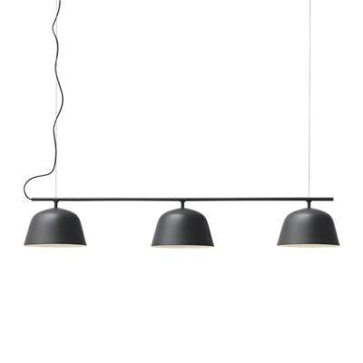 Ambit Rail Lamp Black