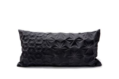 Amit Rectangular Cushion Cover     Amit Black S
