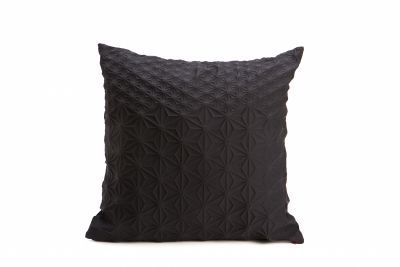 Amit Square Cushion Cover Amit Black L