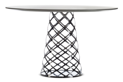 Aoyama Dining Table White, 150 x 73 cm